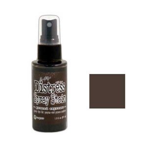 Tim Holtz Distress Spray Stain – Ground Espresso