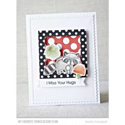 My Favorite Things Black & White Dots Paper Pack