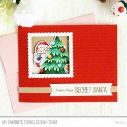 My Favorite Things BB Secret Santa Stamp Set