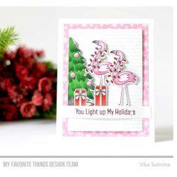 My Favorite Things Festive Flamingos Die-namics