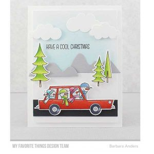 My Favorite Things Cool Christmas Stamp Set class=