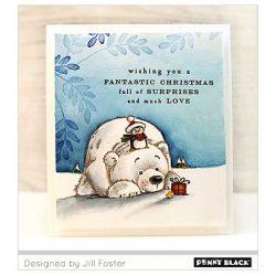 Penny Black Arctic Friends Stamp Set
