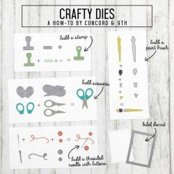 Concord & 9th Crafty Dies