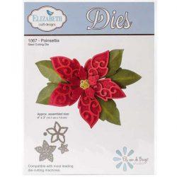 Elizabeth Craft Designs Poinsettia Die Set