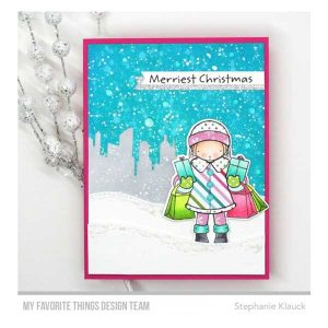 My Favorite Things Pure Innocence Holiday Cheer Stamp Set class=