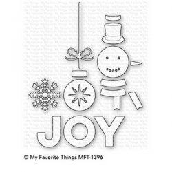 My Favorite Things Filled With Joy Die-namics