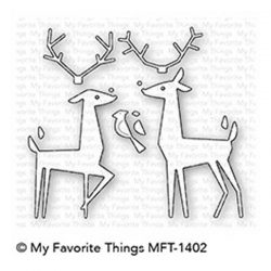 My Favorite Things Delightful Deer Die-namics