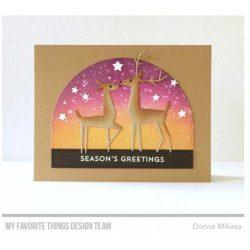 My Favorite Things Delightful Deer Die-namics