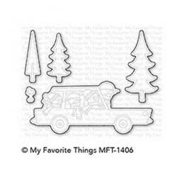 My Favorite Things Cool Christmas Die-namics