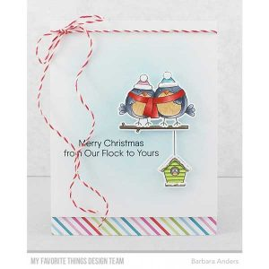 My Favorite Things Tweet Holidays Stamp Set class=