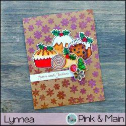 Pink & Main Sweet Christmas Die Set