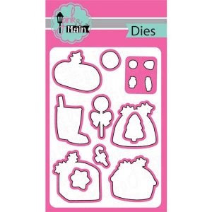 Pink & Main Sweet Christmas Die Set