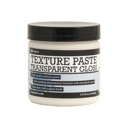 Ranger Transparent Texture Paste - Gloss
