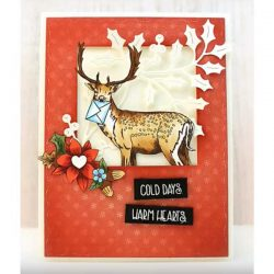Penny Black Joyful Holiday Stamp Set