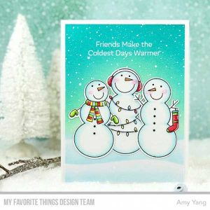 My Favorite Things Frosty Friends Stamp Set class=