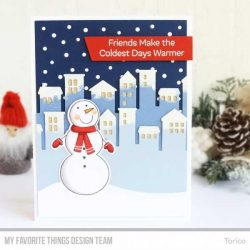 My Favorite Things Frosty Friends Die-namics