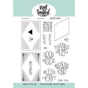 Neat & Tangled Thanks So Much Stamp Set
