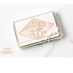 Neat & Tangled Gift Card Box Die