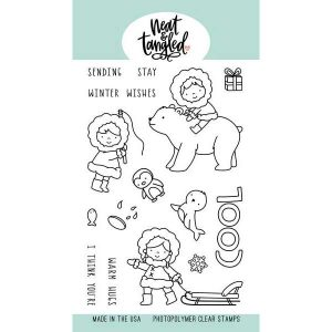 Neat & Tangled Stay Cool Stamp Set