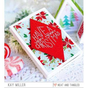 Neat & Tangled Gift Card Box Sentiments Stamp Set class=