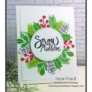 Catherine Pooler 'Tis The Season Stamp Set class=