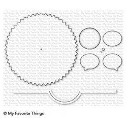 My Favorite Things Peek-a-Boo Wheel Die-namics