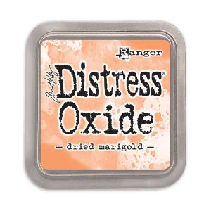 Tim Holtz Distress Oxide Ink Pad – Dried Marigold
