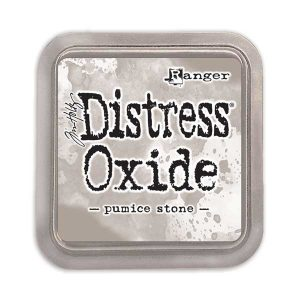 Tim Holtz Distress Oxide Ink Pad –  Pumice Stone class=
