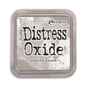 Tim Holtz Distress Oxide Ink Pad –  Pumice Stone