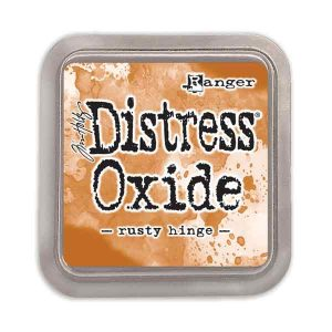 Tim Holtz Distress Oxide Ink Pad – Rusty Hinge