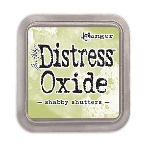 Tim Holtz Distress Oxide Ink Pad – Shabby Shutters