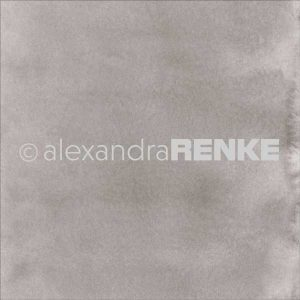 Alexandra Renke Design Paper – Medium Mud Watercolor