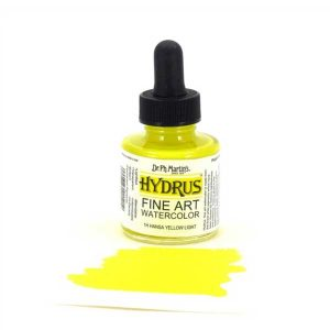 Dr. Ph. Martin's Hydrus Hansa Yellow Light