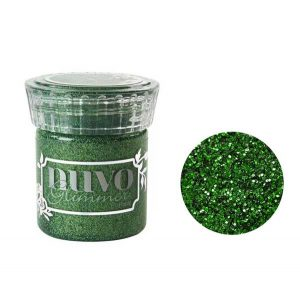 Nuvo Glimmer Paste – Seaweed Quartz