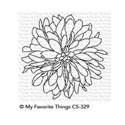 My Favorite Things Beautiful Bloom Stamp