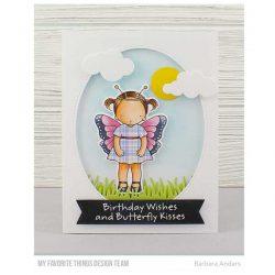 My Favorite Things Pure Innocence Butterfly Kisses Die-namics
