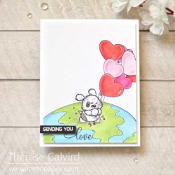 Penny Black So Much Love Stamp Set