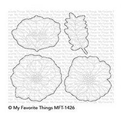 My Favorite Things Brilliant Blooms Die-namics