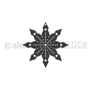 Alexandra Renke Crystal Heart Star