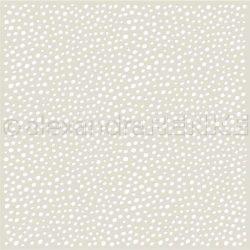 Alexandra Renke Dots Pattern Stencil