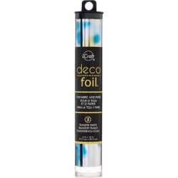 Lapis Watercolor Deco Foil Specialty Transfer Sheets