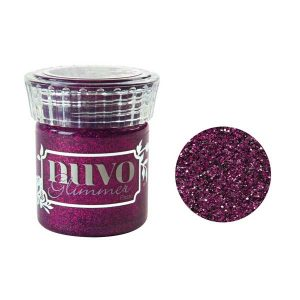 Nuvo Glimmer Paste – Plum Spinel