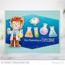 My Favorite Things BB Cute Chemists Die-namics