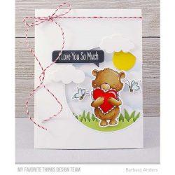 My Favorite Things SY Joyful Heart Bears Die-namics
