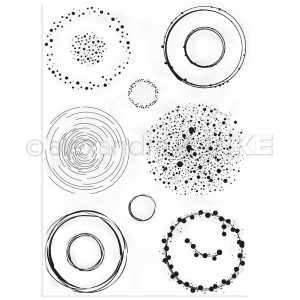Alexander Renke Accentuation Circles Stamp Set class=