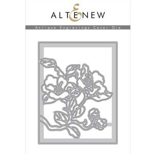 Altenew Antique Engravings Cover Die