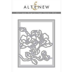 Altenew Antique Engravings Cover Die