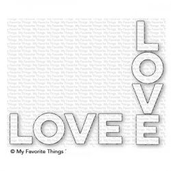 My Favorite Things Double the Love Die-namics