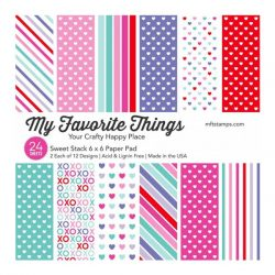 My Favorite Things Sweet Stack Paper Pad
