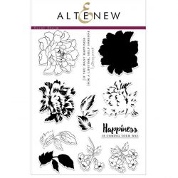 Altenew Build-A-Flower: Coral Charm